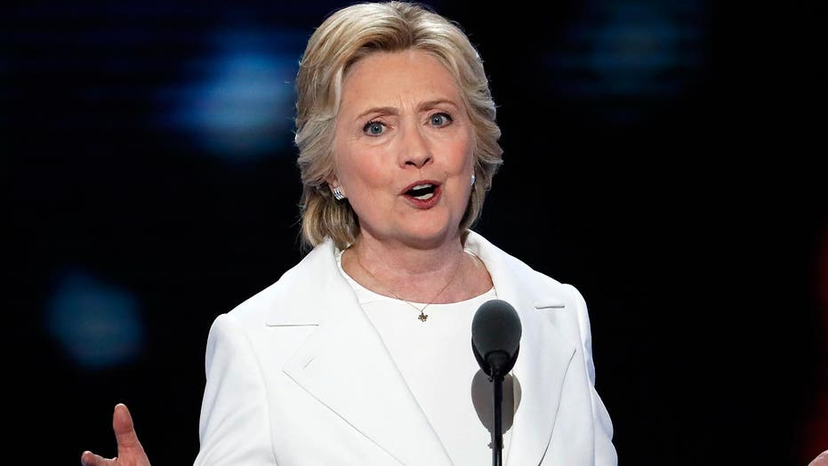 Panel: Clinton's 'effective' speech a study in contrasts
