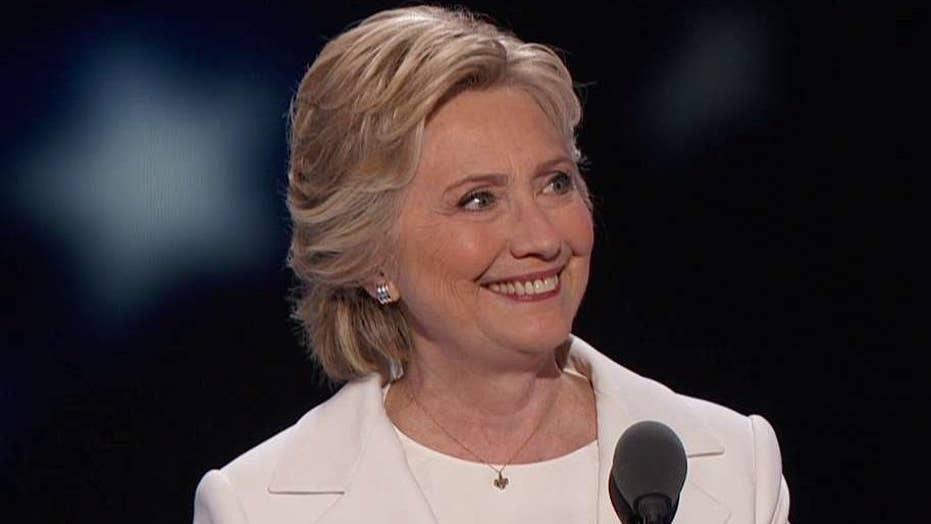 Full speech: Clinton accepts Democratic nomination, Part 3