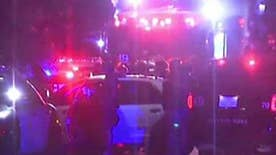 One officer is dead the other is injured, suspect is in custody