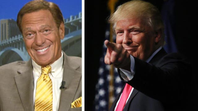 Joe Piscopo: I'm going to vote for Donald Trump