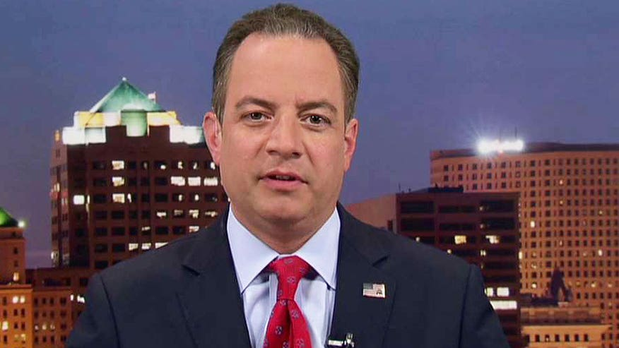 RNC chairman says on 'Hannity' that the Democrats were operating in a fantasyland at their convention