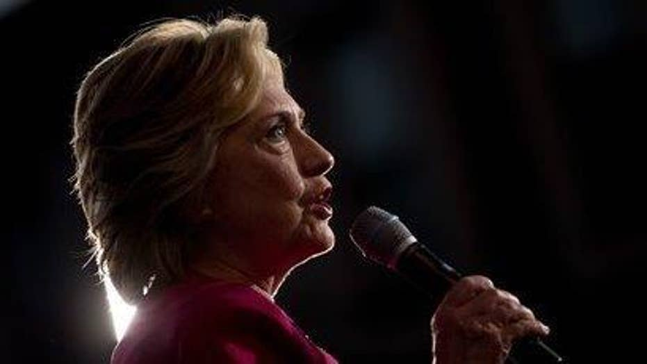 Why is Hillary having trouble with white male voters?