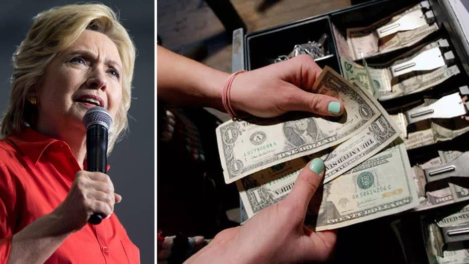 Will small business owners suffer under Clinton's tax plan?