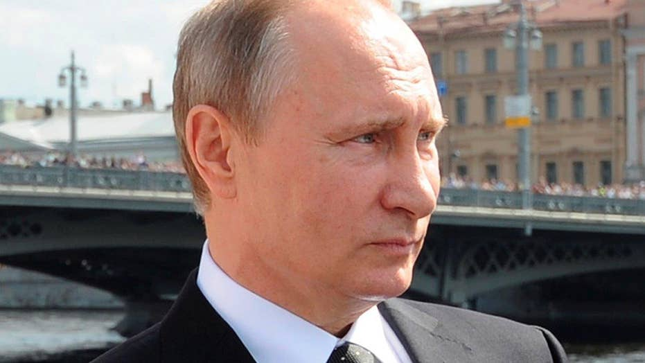 Eric Shawn reports: Is Putin behind the computer hack?