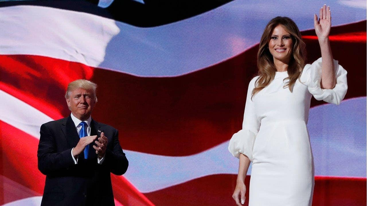 entertainment donald trump responds melanias newly surfaced racy photo shoot