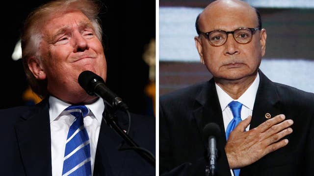 Trump stirs up general election drama with Khan remarks