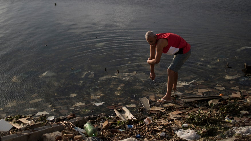 Brazilian officials working to address concerns over water pollution, Zika virus