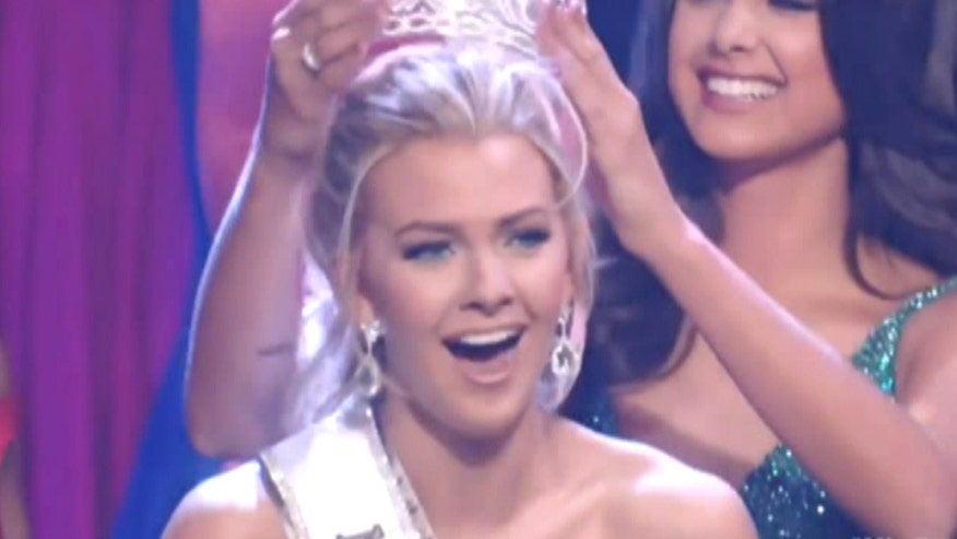 Karlie Hay will keep crown despite backlash over social media posts