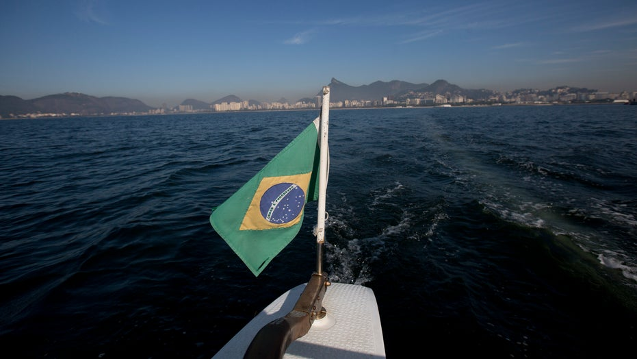Olympics athletes warned to stay out of Rio waters