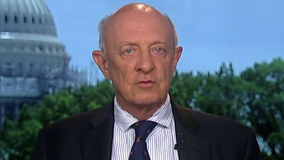 Woolsey: Merkel forgot logistics in open-door refugee policy
