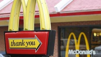 Alabama McDonald's gunman killed by armed dad, who is injured in shootout