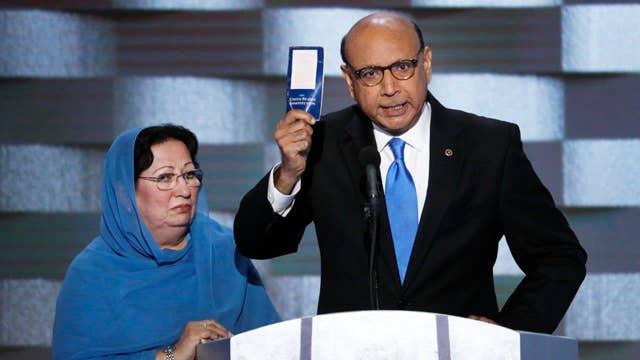 Should Khizr Khan's patriotism be questioned?