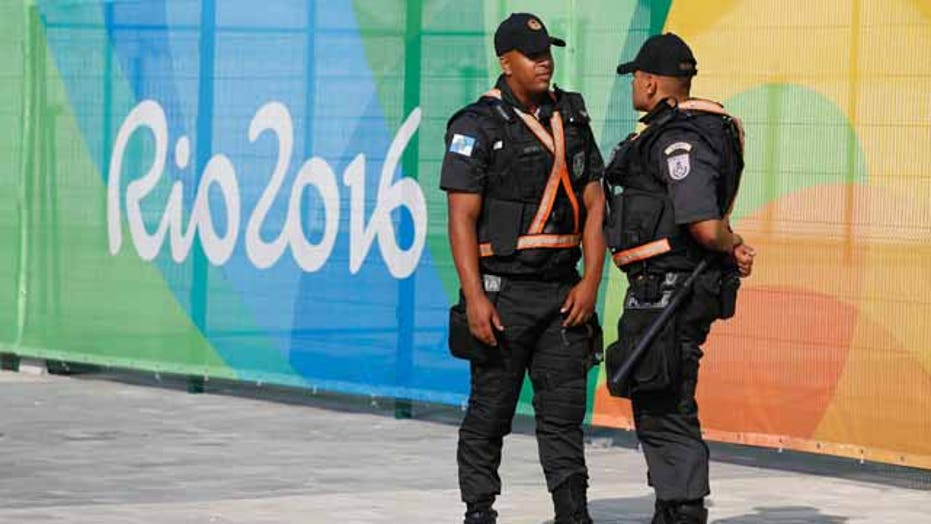 Rio Olympics security: 'They're living in a pre-9/11 world'