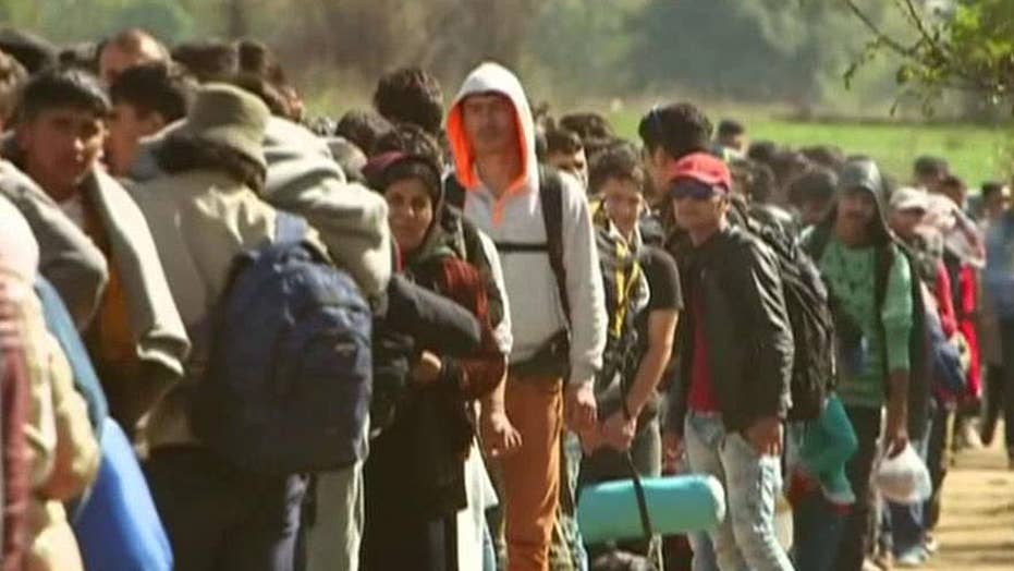 DHS allows over 8,000 Syrian refugees to stay in US