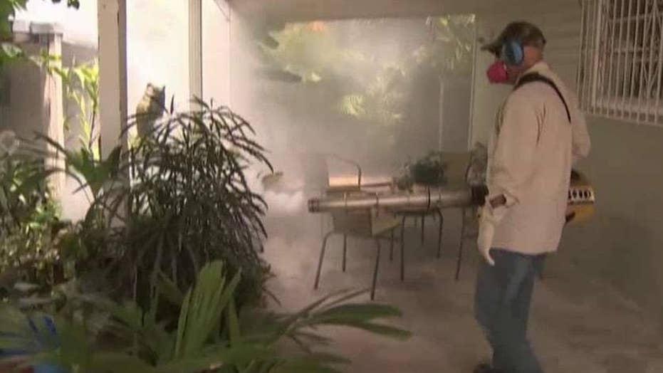 Gov. Rick Scott on growing number of Zika cases in Florida