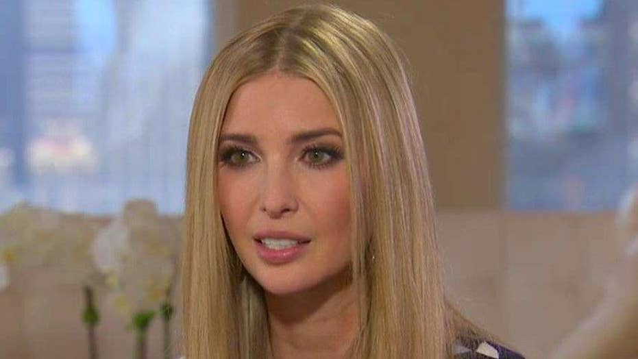 Would Ivanka Trump ever run for public office?