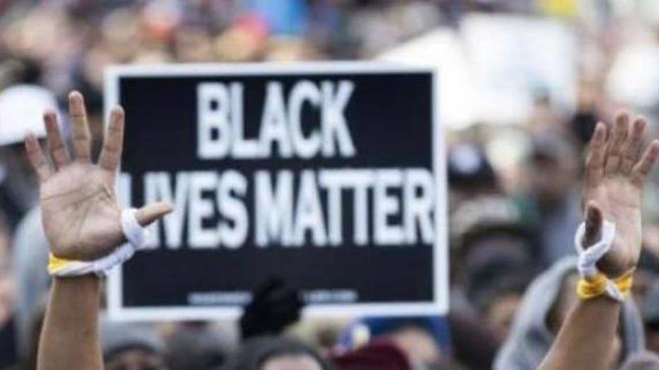 Black Lives Matter making demands