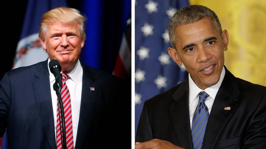 Strategy Room: Douglas Smith and Charmaine Yoest weigh in on Donald Trump's insult towards President Obama and how it might affect his campaign