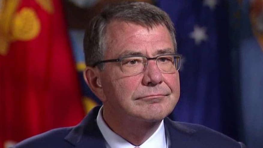 Defense secretary details how the administration plans to combat the expanding ISIS threat