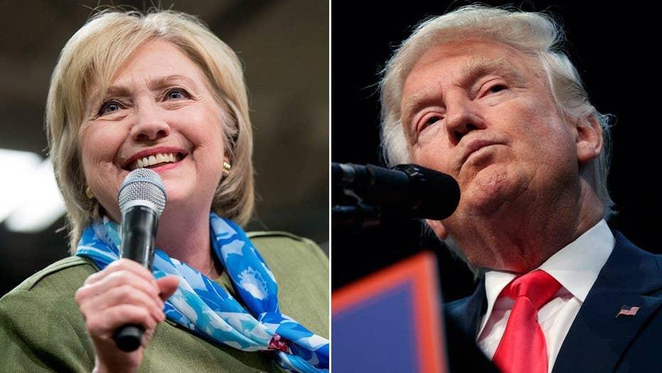 New Fox News Poll shows Trump trailing behind Clinton
