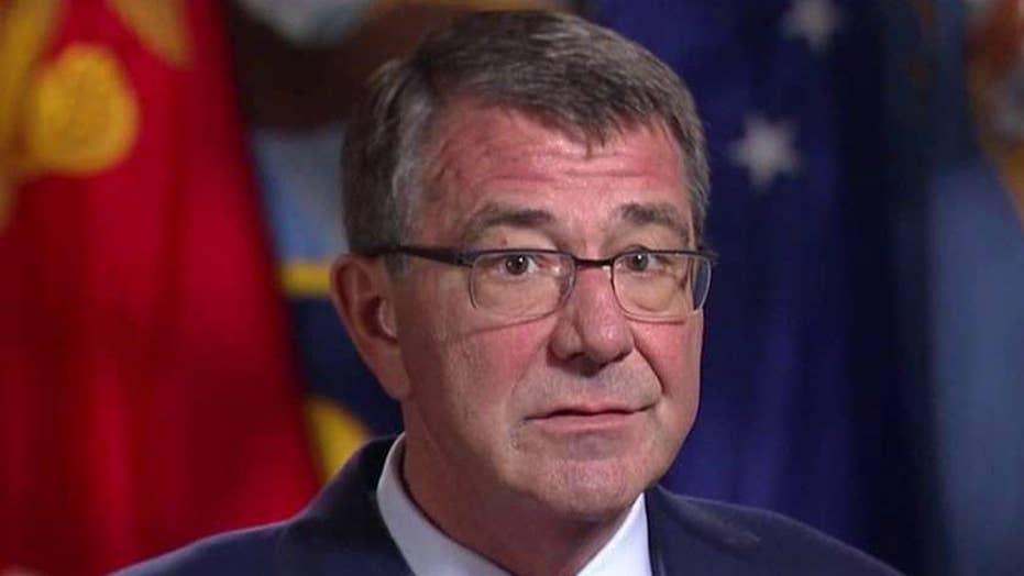 Defense Secretary Ash Carter on strategy to defeat ISIS