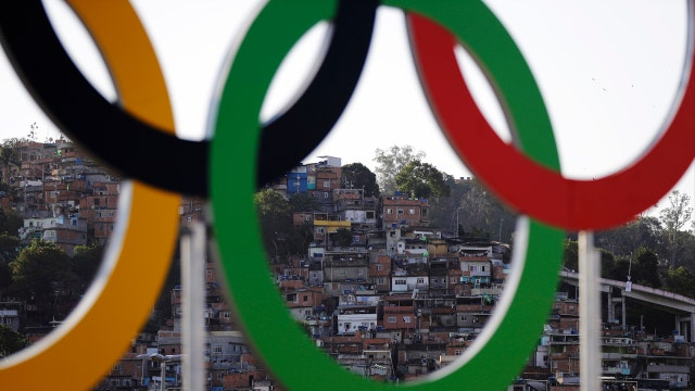 The Olympics are plagued by pollution, doping and security