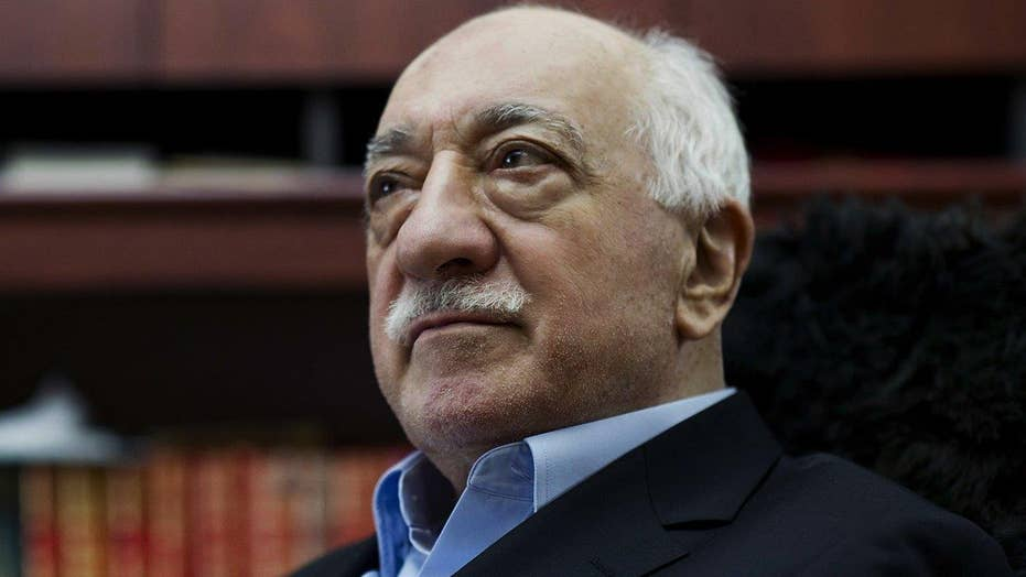 Extradition talks for Turkish cleric living in US