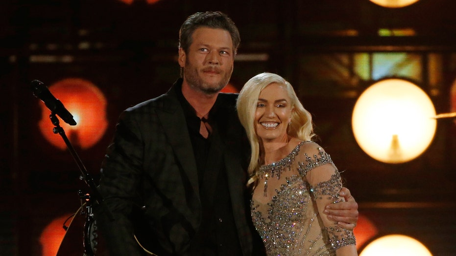 Gwen Stefani and Blake Shelton tying the knot?