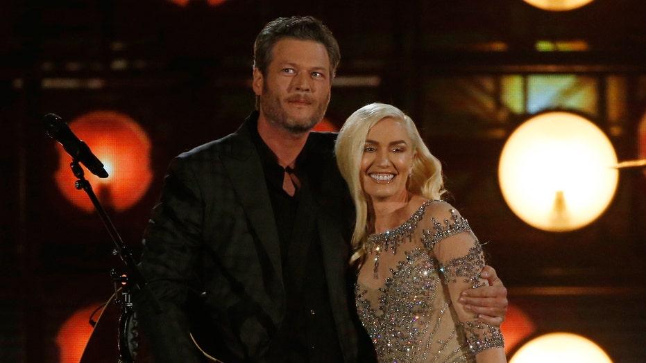 Gwen Stefani and Blake Shelton tying the knot?