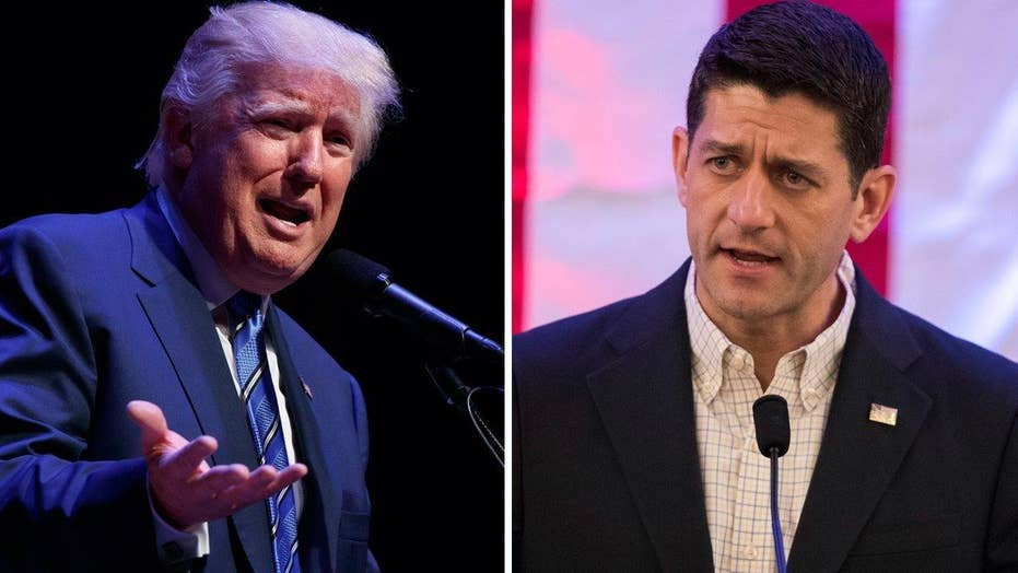 Trump expected to endorse Ryan at Wisconsin rally