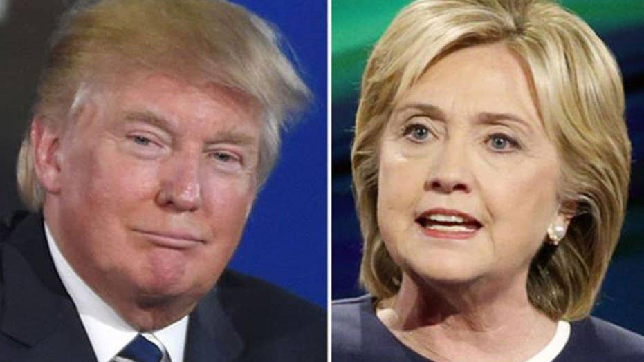Fox News Poll: Clinton and Trump disliked by voters