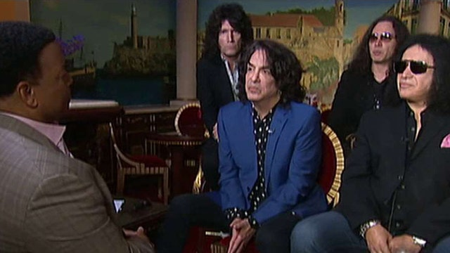 Beyond the Dream: KISS rocks the world to end poverty