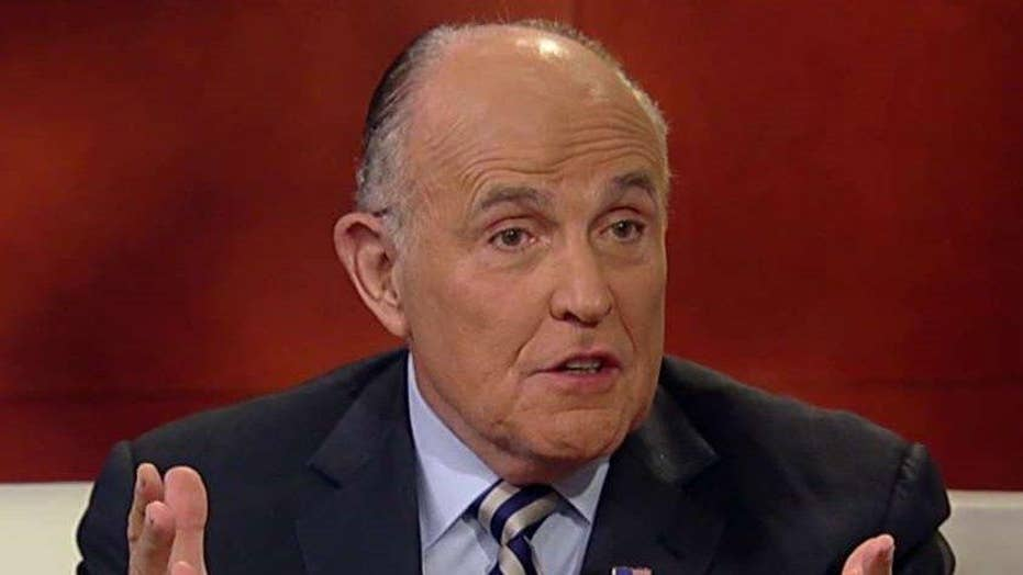 Giuliani: Dems have become the anti-law enforcement party