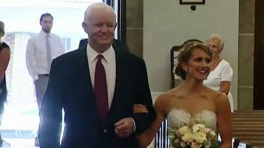 Newlywed shares her story on 'Fox & Friends'