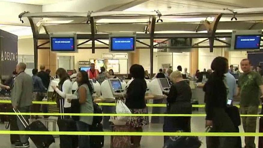 Delta Cancellations Delays After Power Outage Strand Thousands Worldwide Fox News
