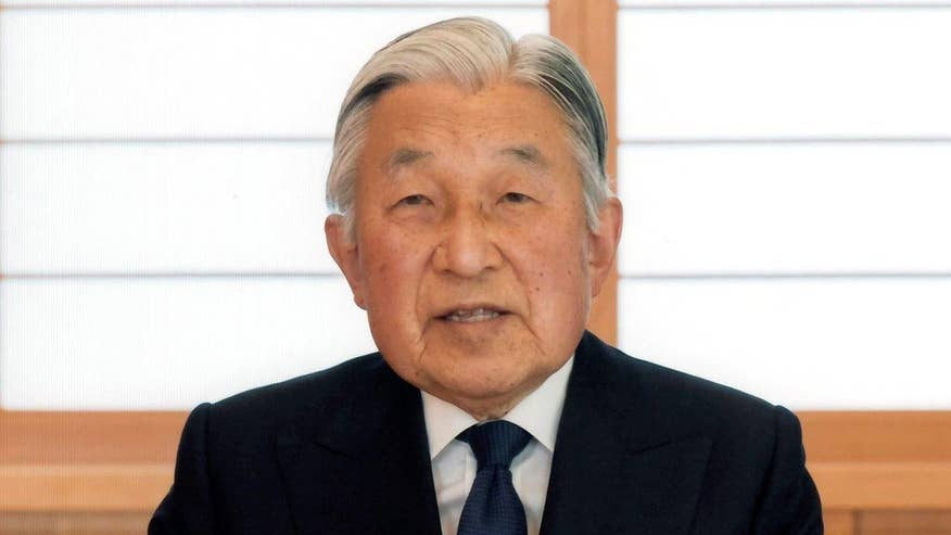 Second-ever address fuels speculation that Emperor Akihito may set down