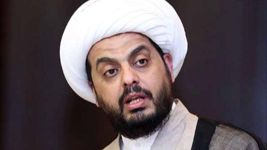 Qais al-Khazali taunts U.S. ahead of battle for Mosul