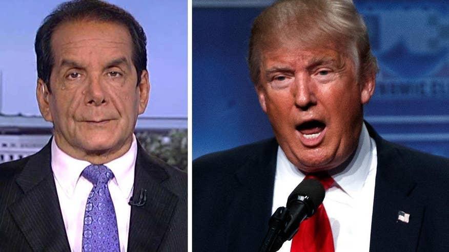 Krauthammer on Trump