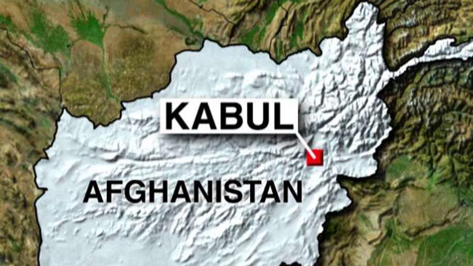 American professor kidnapped in Afghanistan