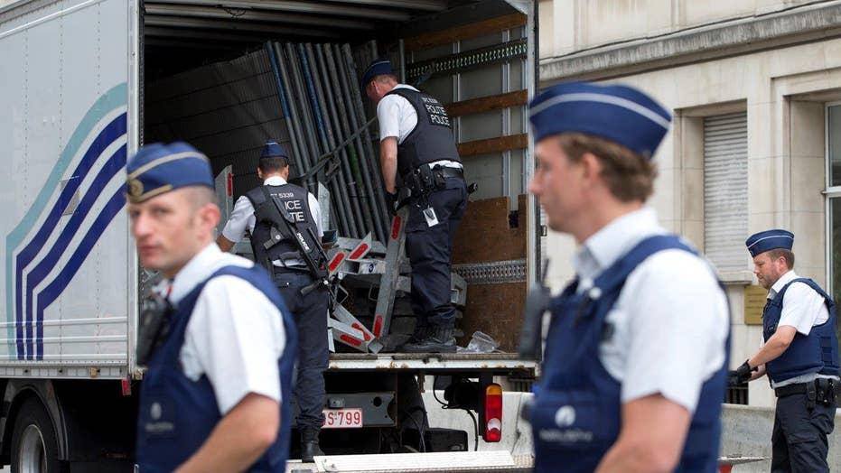 ISIS claims responsibility in Belgium machete attack