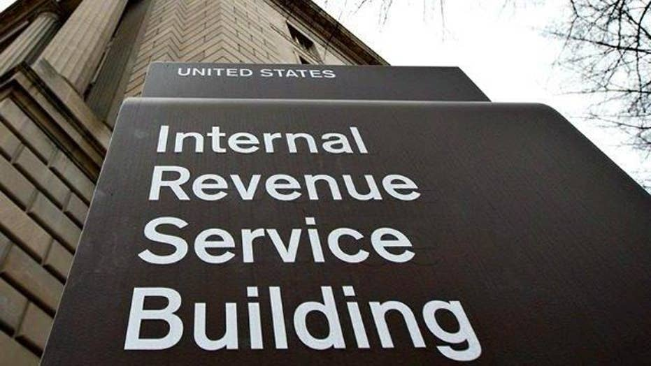 Conservative group gets legal lifeline in IRS lawsuit