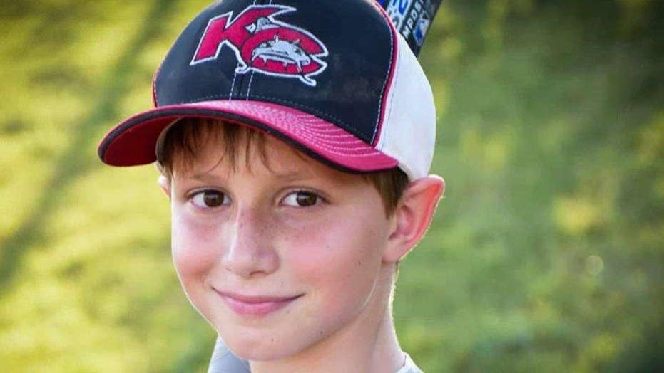 Police investigating waterslide death of 10-year-old boy