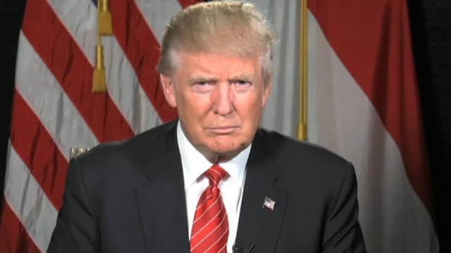 Trump: Four more years of Obama economics would be disaster