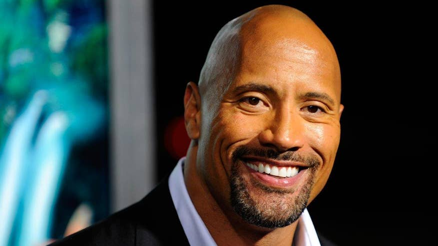 Fox411: Dwayne Johnson say the women have been great, but the guys, not so much