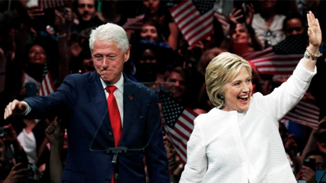 Claims Clinton Foundation sold access to State Department