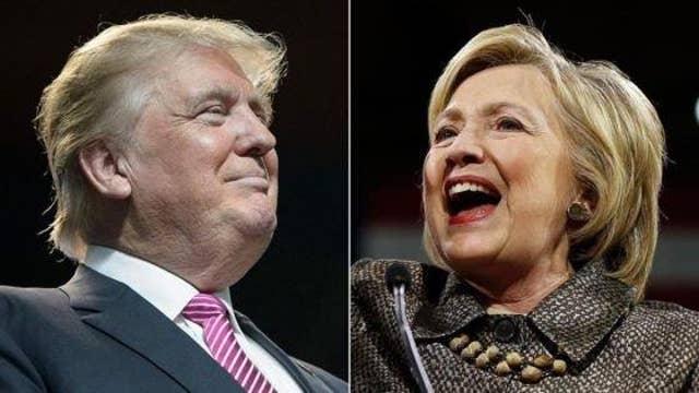 Comparing media coverage of Clinton and Trump controversies