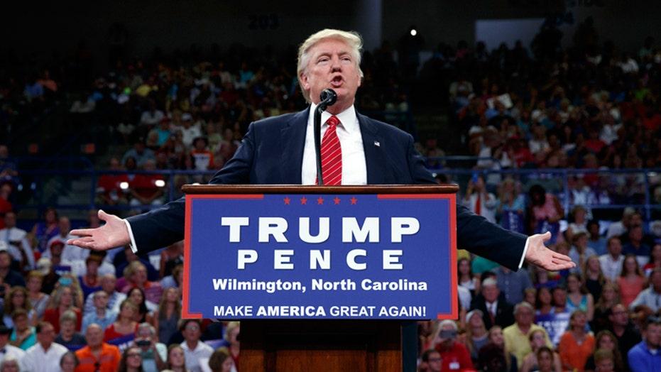 MEDIA BIAS: Media has gone bat crap crazy over Trump