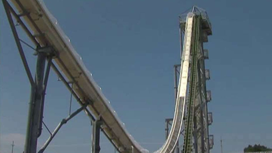 Past close calls reported after boy dies on waterslide