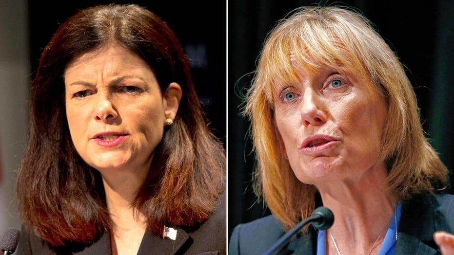 Polls show Hassan, Ayotte nearly tied in race for NH Senate