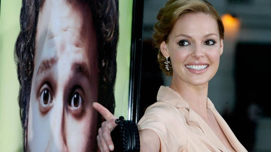 Fox411: Katherine Heigl has put 'Knocked Up' beef behind her